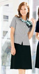 S-15740 SELERY(セロリー) ゆったりきれいスカート 無地 9915740