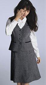 S-15890 SELERY(セロリー) Aラインスカート 9915890