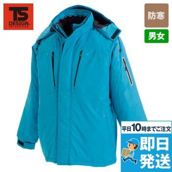 1627 TS DESIGN ライトウォームウインターコート(男女兼用)