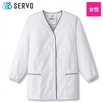FA-380 SUNPEX(サンペックス) 長袖 デザイン白衣(女性用)