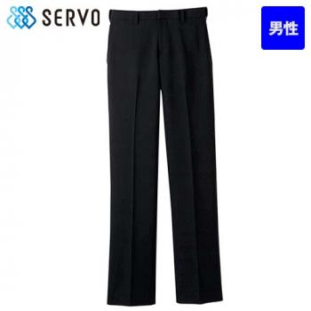 FP-5431 SUNPEX(サンペックス) ストレッチ黒パンツ(男性用)