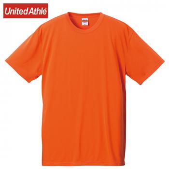 [在庫限り]ドライ コットンタッチ Tシャツ(6.5オンス)(男女兼用)