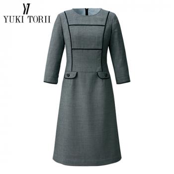 YT6309 ユキトリイ ワンピース