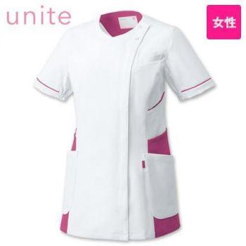 UN-0041 UNITE(ユナイト) Vネック チュニック(女性用)