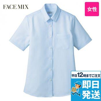 FB4031L FACEMIX 吸水速乾ブラウス/半袖(女性用) 36-FB4031L