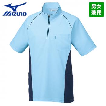 MZ-0173 ミズノ(mizuno) ニットシャツ(男女兼用)