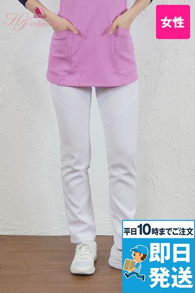 HI301 ワコール レディース スリムストレートパンツ(女性用)