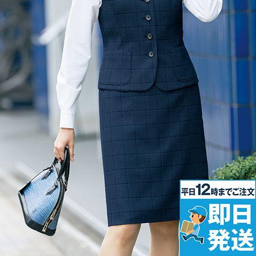 S-16951 16959 SELERY(セロリー) タイトスカート チェック