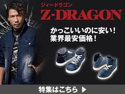 ジィードラゴン安全靴