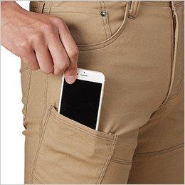 右モモ Phone収納ポケット