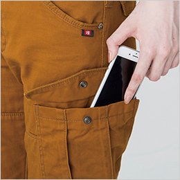 左 Phone収納ポケット