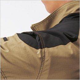 両肩 コーデュラ補強布使用