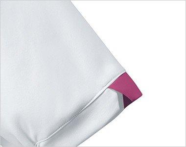 デザインスリットの両袖