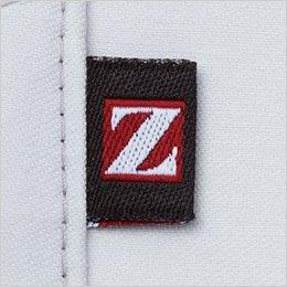 左袖 Zロゴのワンポイント