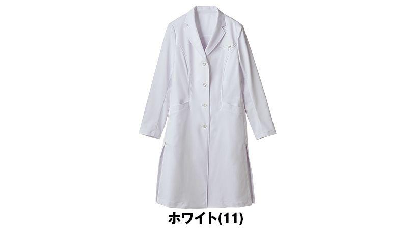 JK111 JUNKO KOSHINO(コシノジュンコ) 長袖ドクターコート(女性用) 色展開