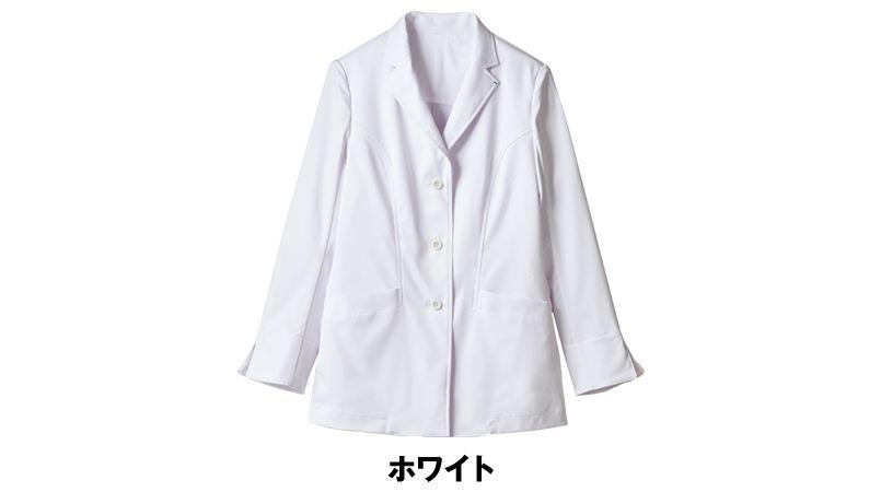 JK114 JUNKO KOSHINO(コシノジュンコ) 長袖ドクターコート(女性用) 色展開