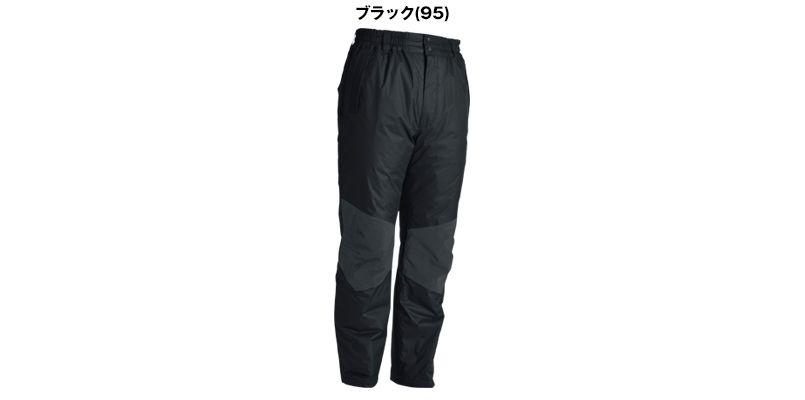 18222 TS DESIGN メガヒート 防水防寒パンツ(男女兼用) 色展開