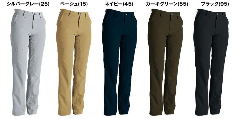 846121 TS DESIGN ストレッチタフ レディースパンツ(無重力パンツ)(女性用) 色展開