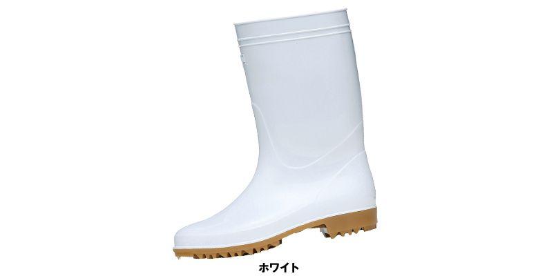 ジーベック 85760 耐油長靴 先芯なし 色展開