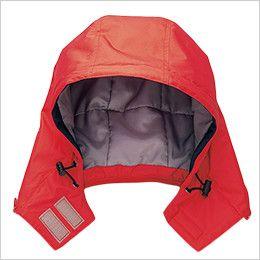 AZ50109 アイトス タルテックス 防寒ジャケット コードストッパ付フード