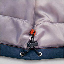 AZ50109 アイトス タルテックス 防寒ジャケット ドローコード