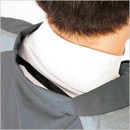 AZ50197 アイトス タルテックス 空調服 ベスト(男女兼用) ポリ100% 調整紐をとめることで、首元と脇の間に生まれる空気の通り道ができ、涼しく快適な環境を作ります