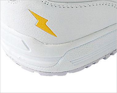 AZ51626 アイトス タルテックス 安全靴 スチール先芯 EVA+合成ゴム