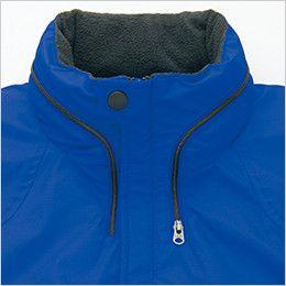 AZ6169 アイトス 光電子防風防寒ジャケット(フードイン)(男女兼用) フードイン可能