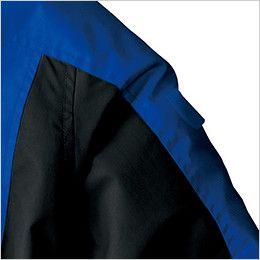 AZ6169 アイトス 光電子防風防寒ジャケット(フードイン)(男女兼用) ポケット