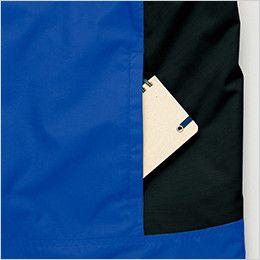 AZ6169 アイトス 光電子防風防寒ジャケット(フードイン)(男女兼用) ポケット付