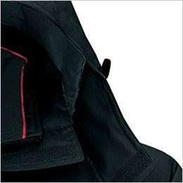 AZ8460 アイトス エコノミー防寒コート[フード付き・取り外し可能] フードドローコード