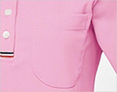 UZL3042 ルコック チュニック(女性用) ポケット