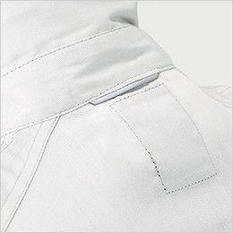 RS4902 ROCKY 長袖シャツ(男女兼用) バーバリー 反射テープで視認性・安全性をアップ
