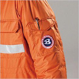 バートル 7211 サーモトロン防寒コート(大型フード付)(男女兼用) ポケットペンさし