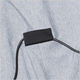 バートル AC1024 エアークラフト[空調服]迷彩ベスト(男女兼用) ポリ100% コードストッパー(マジックテープ止め)