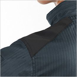 バートル AC1051SET エアークラフトセット[空調服] 制電 長袖ブルゾン(男女兼用) 肩コーデュラ補強布使用