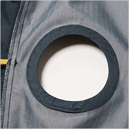 バートル AC1051SET エアークラフトセット[空調服] 制電 長袖ブルゾン(男女兼用) 背中ファン取付口