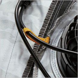 AC1111PSET-K バートル エアークラフト[空調服]迷彩 長袖ジャケット(男女兼用) ポリ100% コードループ