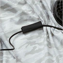 AC1111PSET-K バートル エアークラフト[空調服]迷彩 長袖ジャケット(男女兼用) ポリ100% コードストッパー(マジックテープ止め)