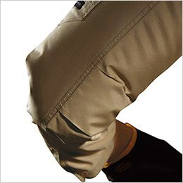 AC1121SET-K バートル エアークラフト[空調服]ハーネス対応 長袖ブルゾン(男女兼用) ポリ100% 袖アームタック