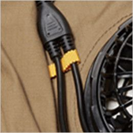 AC1131SET バートル エアークラフトセット[空調服]長袖ブルゾン(男女兼用) 綿100% コードループ