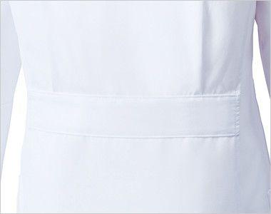 MZ-0055 ミズノ(mizuno) レディースハーフコート(女性用) 腰高効果のある背ベルト