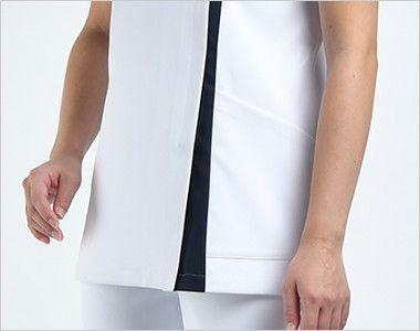 7052SC FOLK(フォーク) レディス ジップスクラブ(女性用) ポケット付き