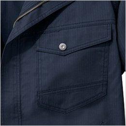 自重堂JAWIN 54000 [春夏用]空調服 制電 長袖ブルゾン ポケット