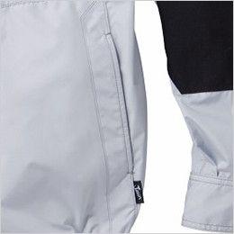 自重堂 54080 [春夏用]JAWIN 空調服 フルハーネス対応 長袖ブルゾン ポリ100% ポケット