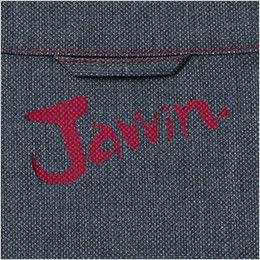 自重堂JAWIN 56400 [春夏用]長袖ジャンパー(新庄モデル) 背当てプリント