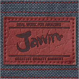 自重堂JAWIN 56400 [春夏用]長袖ジャンパー(新庄モデル) 革ラベル