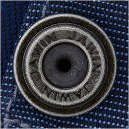 自重堂JAWIN 56600 [春夏用]ストレッチ長袖ジャンパー デザインボタン