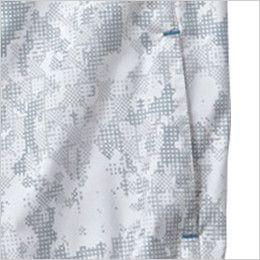 自重堂 74060 [春夏用]Z-DRAGON 空調服 迷彩 ベスト ポリ100% 両脇 ポケット