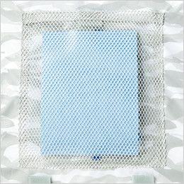 自重堂 74070 [春夏用]Z-DRAGON 空調服 迷彩 ベスト ポリ100% 保冷剤用メッシュポケット